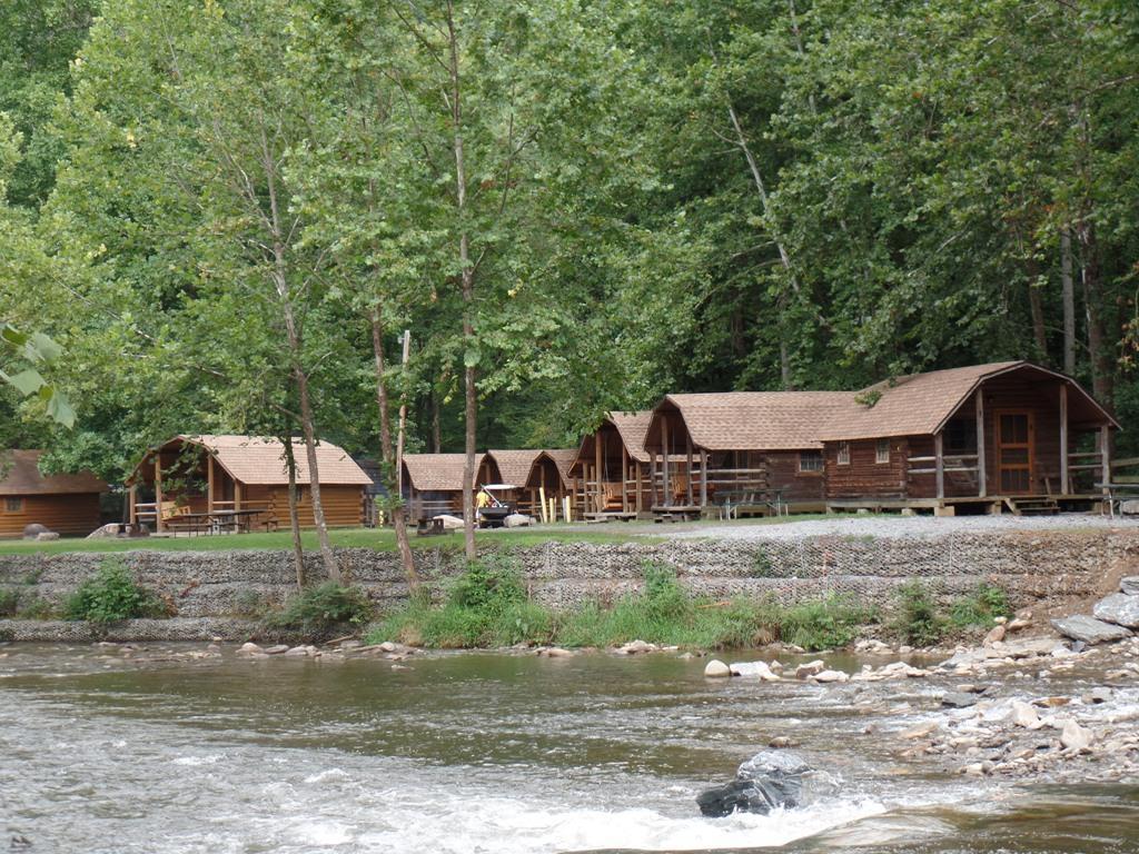 campgrounds near harrah s casino nc